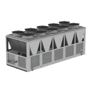 Чиллеры c воздушным охлаждением конденсатора АКВА-МАКК