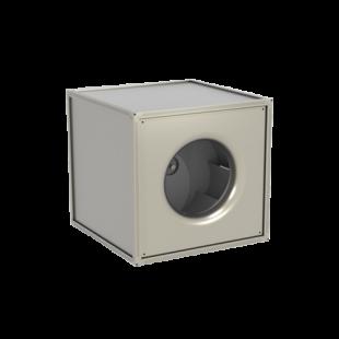 Система канальной вентиляции для квадратных каналов